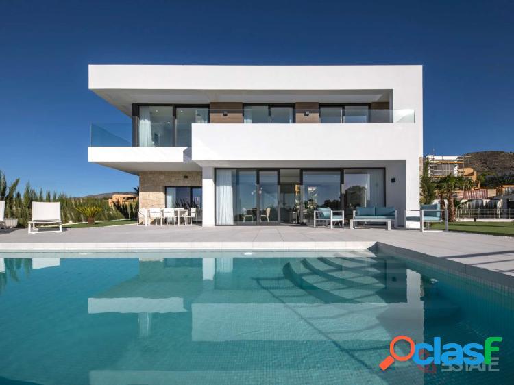 Modern design quality villas in sierra cortinas resort
