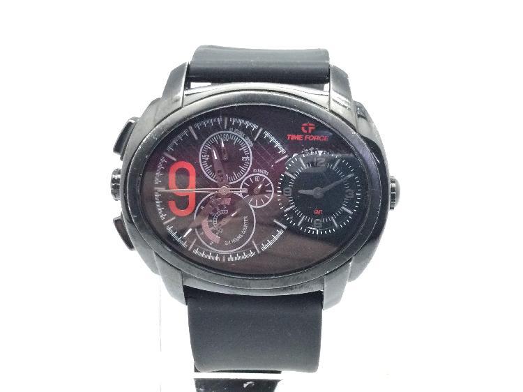 Reloj pulsera caballero time force tf 3330 cristiano ronaldo