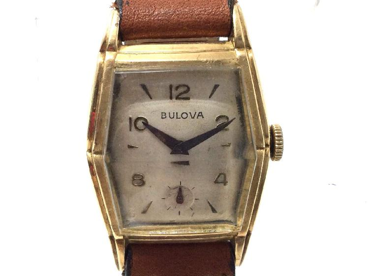 Reloj pulsera señora bulova l4