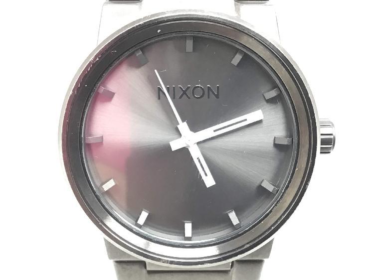 Reloj pulsera unisex nixon the cannon