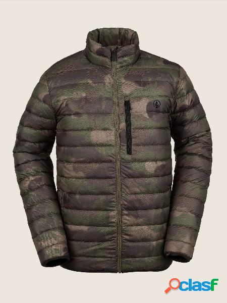 Chaqueta de snow puff puff give - camouflage