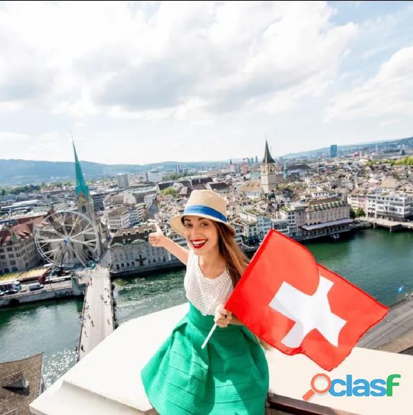 Oportunidad en Suiza