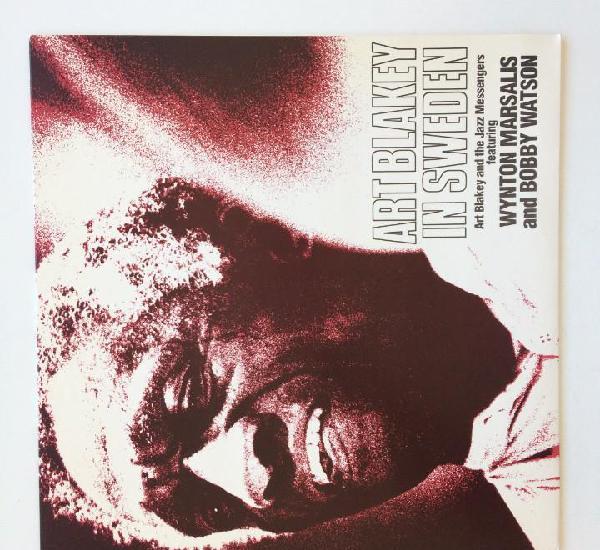 Art blakey and the jazz messengers featuring wynton marsalis