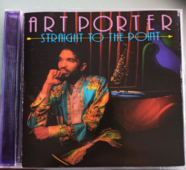 Art porter - straight to the point (verve forecast, us,