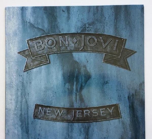Bon Jovi – New Jersey Germany,1988 Vertigo