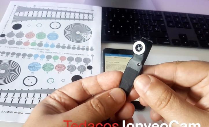 Cámara oculta botón fotos hd remota 4g 5g wifi exámenes