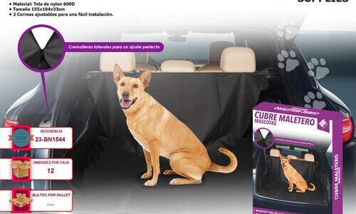 Cubre Maletero Mascotas We Houseware BN1544