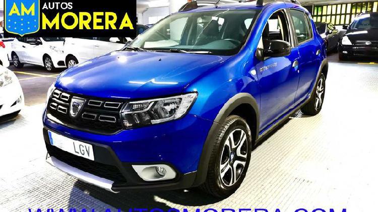 Dacia sandero celebration 74kw 101cv. * garantía oficial*