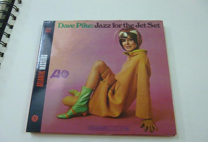 Dave pike - jazz for the jet set - cd - c 7