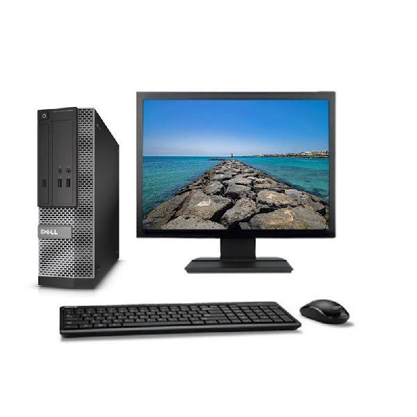 """Dell optiplex 3020 sff 17/"""" core i3 3,4 ghz"""