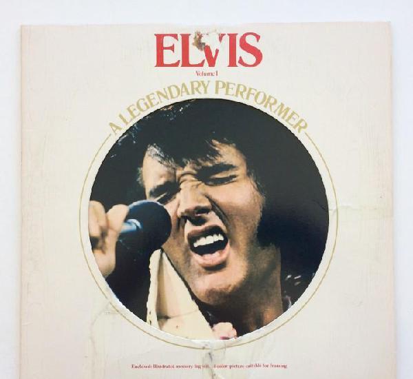 Elvis Presley – A Legendary Performer - Volume 1
