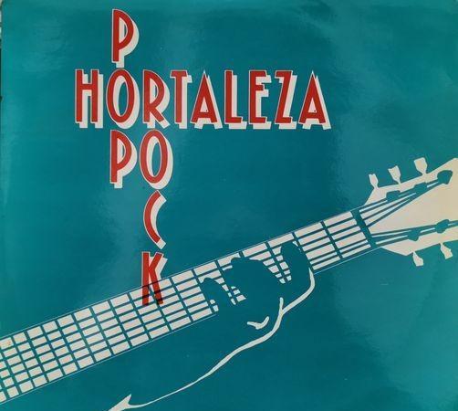 Hortaleza pop rock 1988 - lp vinilo - espontaneos - andana -
