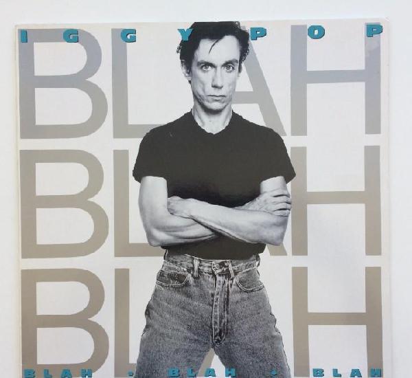 Iggy Pop – Blah-Blah-Blah Germany,1986 A&M Records