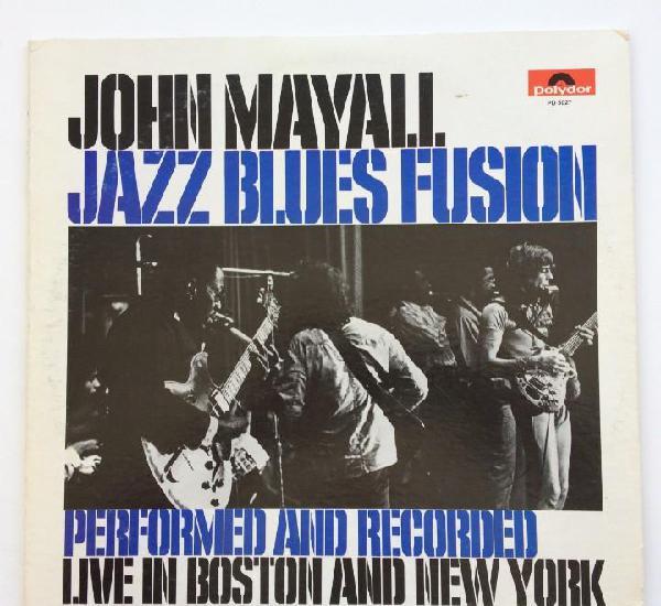 John mayall – jazz blues fusion usa,1972 polydor