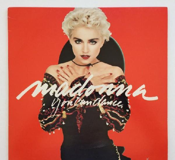 Madonna – you can dance usa,1987 sire