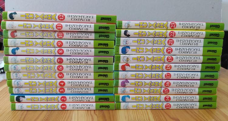 Manga inuyasha