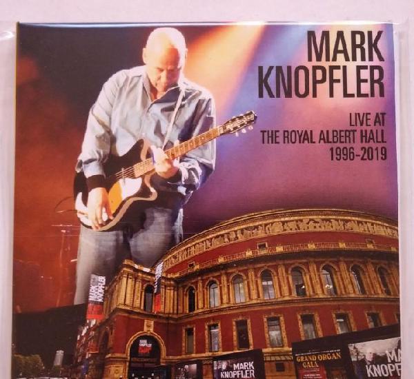 Mark knopfler live at the royal albert hall 1996-2019 2cd
