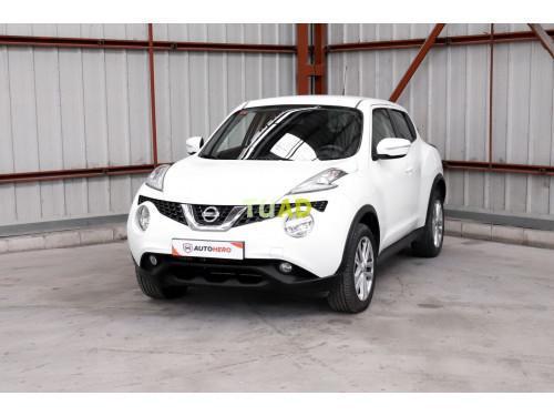 Nissan Juke 1.5 Turbodiesel