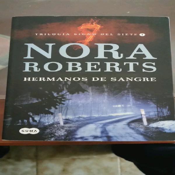 Novela romantica - hermanos de sangre (trilogía signo del