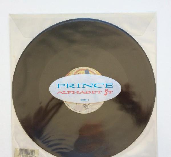 Prince – Alphabet St. (Album Version) / Alphabet St.