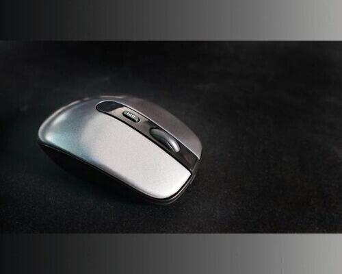 Ratón inalámbrico con bateria recargable