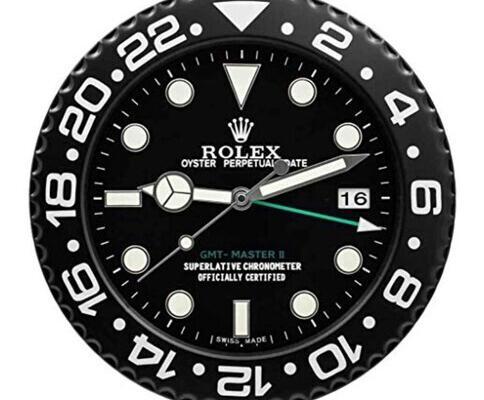 Reloj Rolex de pared hogar