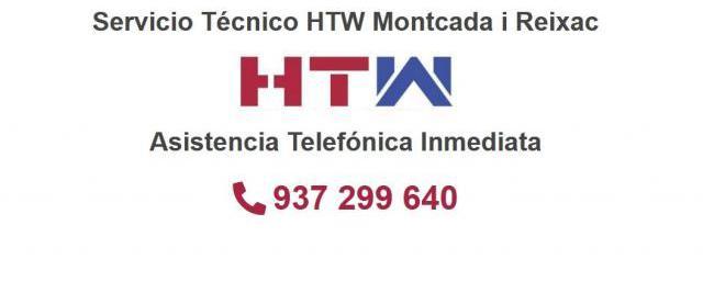 Servicio Técnico HTW Montcada i Reixac 934242687