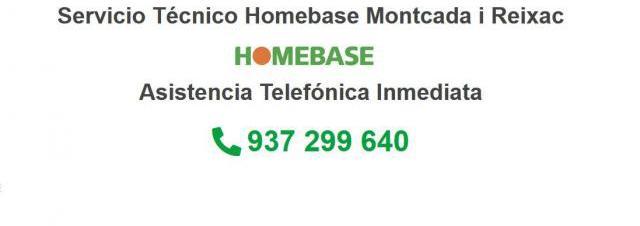 Servicio Técnico Homebase Montcada i Reixac 934242687