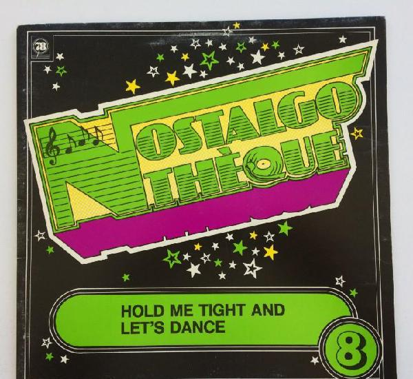 Various – Hold Me Tight And Let's Dance Sweden