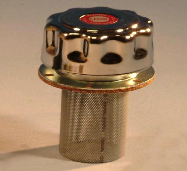 Venta de tapón gasoil metálico con filtro en murcia