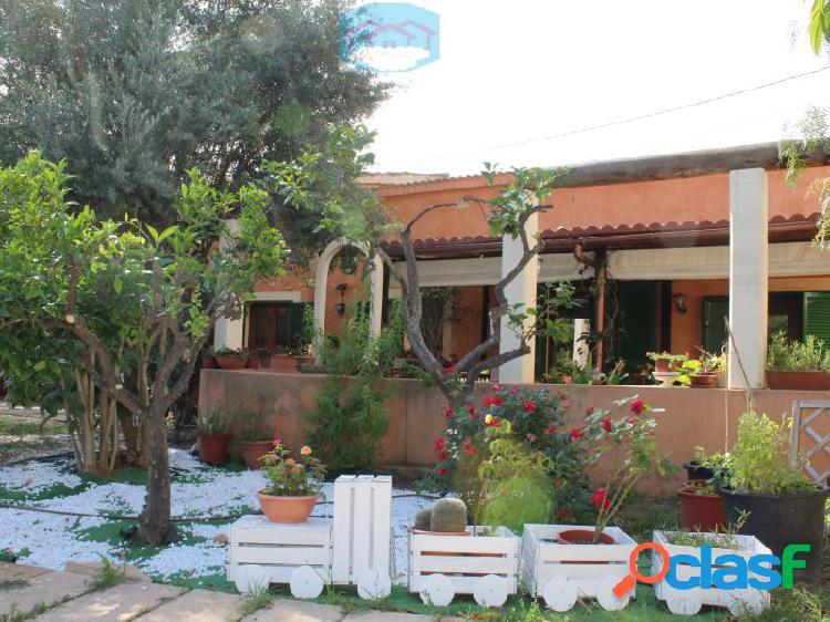 Casa con terreno en venta, marratxí, dream house mallorca