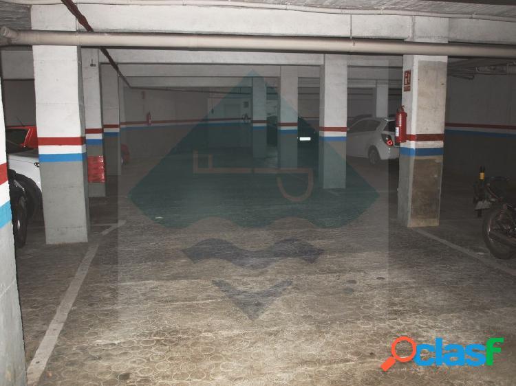 Plaza de espacio de garaje ram ramon i cajal