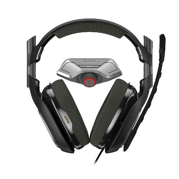 Cascos reducción de ruido gaming micrófono astro gaming