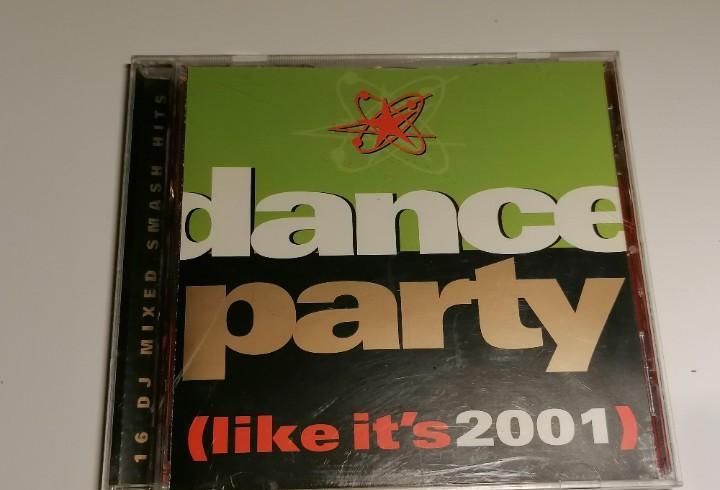 Dance party like it's 2001 cd