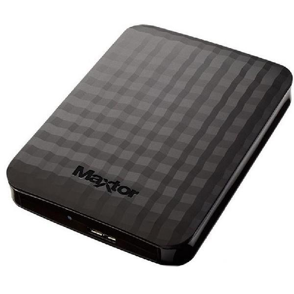 "Disco duro externo 2.5/"" 2 tb usb 3.0/3.1 maxtor m3"