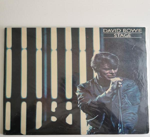 Doble lp david bowie stage 1978