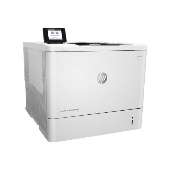 Impresora láser monocromático hp laserjet enterprise m607n