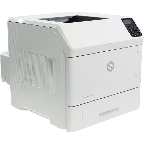 Impresora monocromática hp laserjet enterprise m606dn