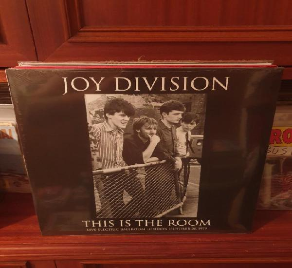 Joy division / this is the room / lively youth 2019