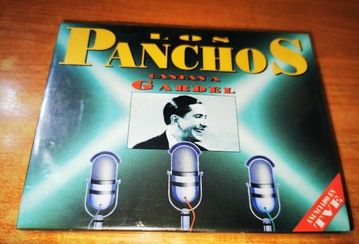 Los panchos cantan a gardel 2 casete precintadas 1995