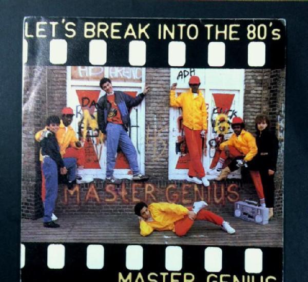 Master genius - let's break into the 80's / super break -