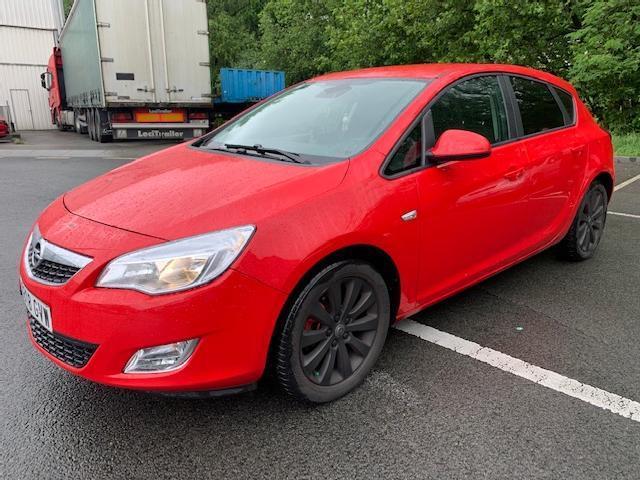 Opel astra sport 1.7 cdti 125 cv '10