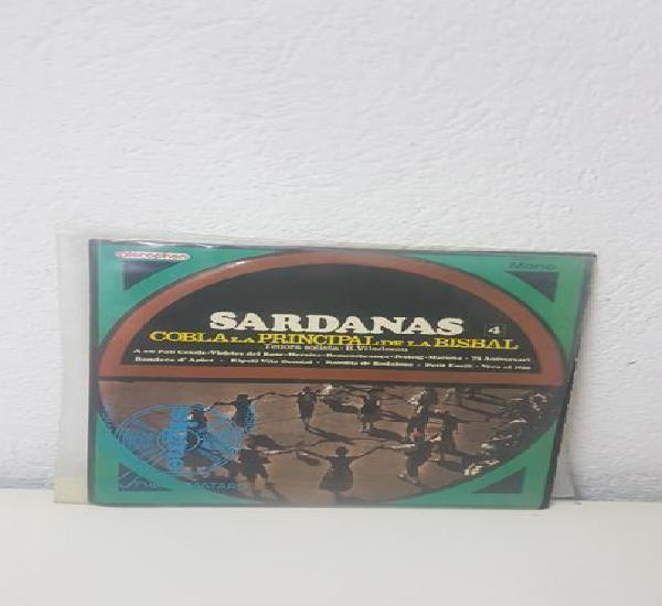 Sardanas 4 - cobla la principal de la bisbal