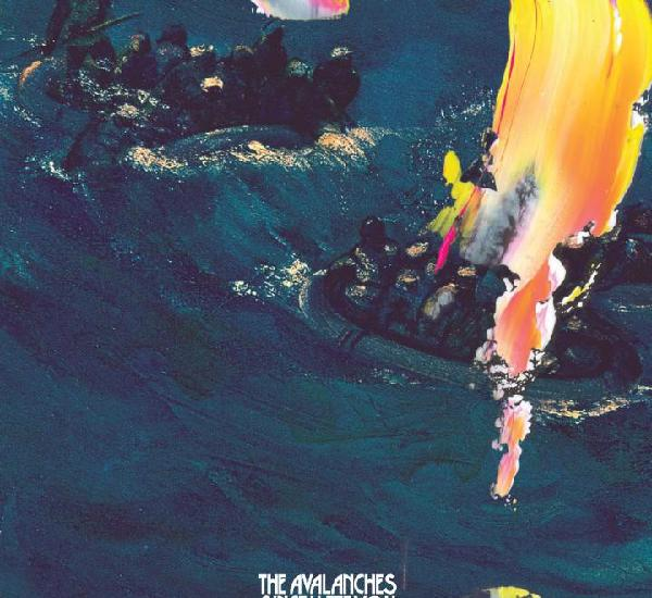The avalanches since i left you (xl recordings xl1164lpx