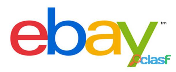 Vendo cuenta eBay