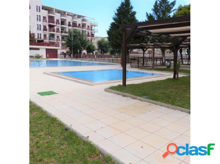 Bonito apartamiento con piscinas comunitarias y terraza, villanueva del rio segura.