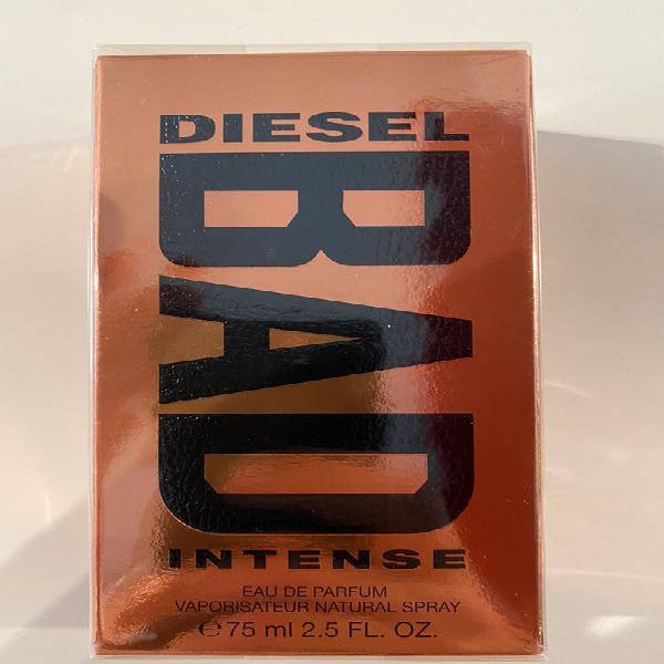Diesel bad intense 75ml eau de parfum