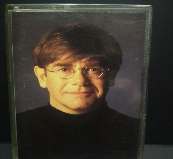 Elton john - made in england - cinta de casete - cassette