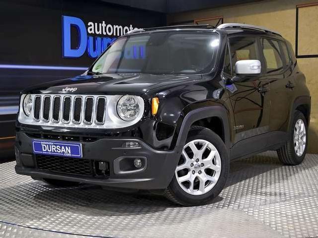 Jeep renegade 1.6mjt limited 4x2 88kw '17