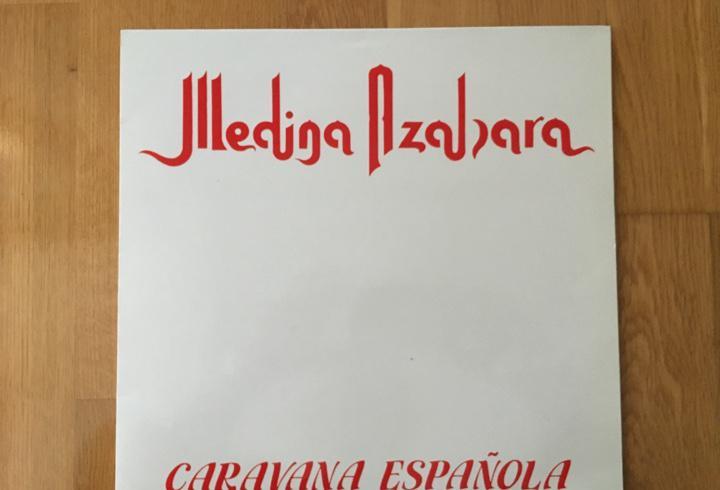 Medina azahara: caravana española (avispa alp-015)